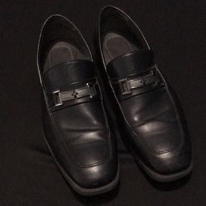 Black Calvin Klein Dress shoes